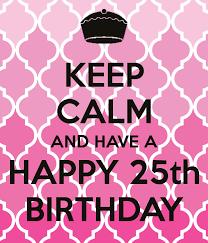 25 jaar verjaardag Gefeliciteerd 25 Jaar Verjaardag   ARCHIDEV 25 jaar verjaardag
