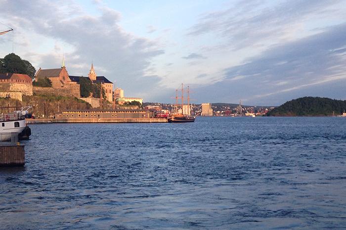 citytrip Oslo - akershus