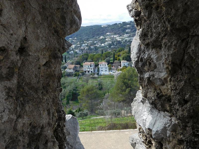 Family Time in Zuid-Frankrijk saint paul de vence uitzicht