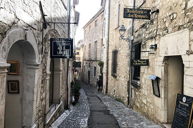 Family Time in Zuid-Frankrijk saint paul de vence