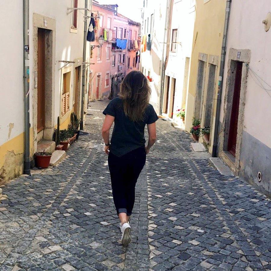 Citytrip Lissabon Castelo Amy