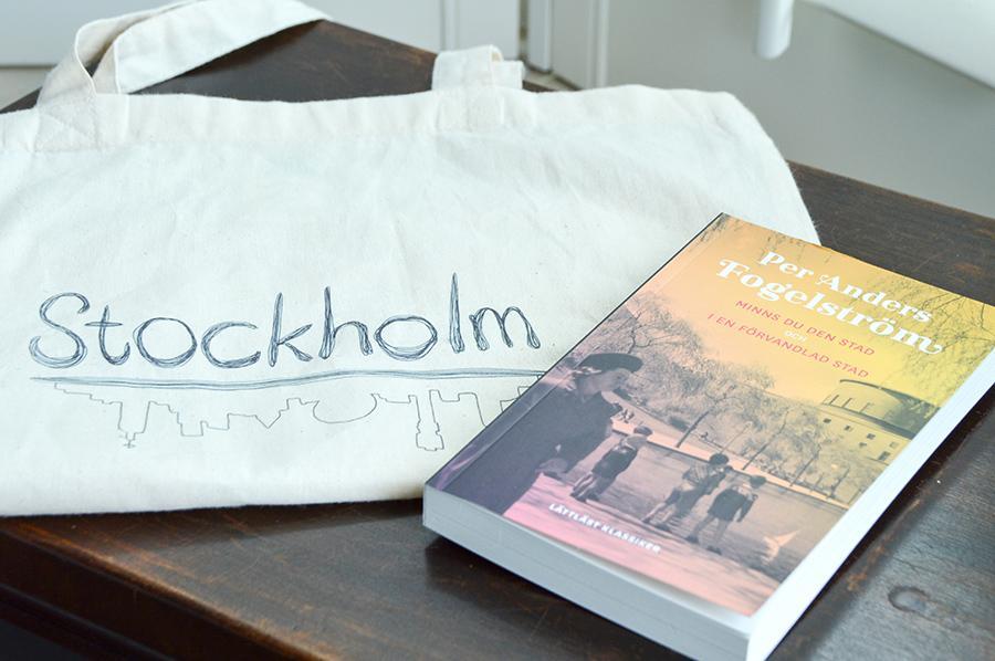 Stockholm Shopping boek