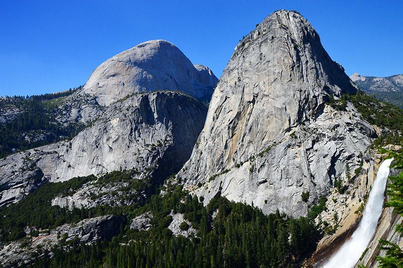 Roadtrip door West-Amerika - Yosemite
