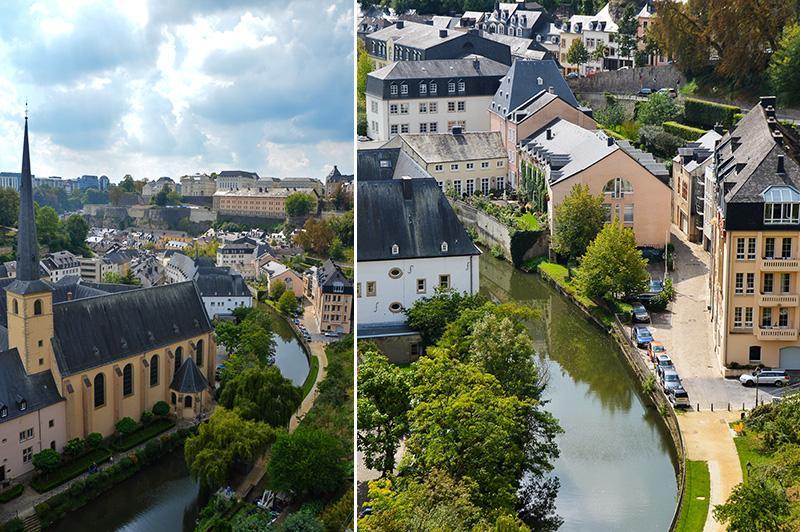 Citytrip Luxemburg - Chemin de la Corniche 3