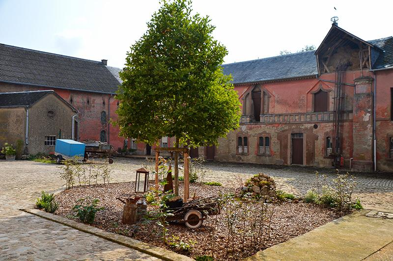 Citytrip Luxemburg airbnb locatie