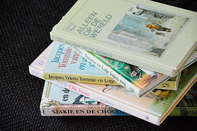 Deze boeken las ik als kind - boekenkopie