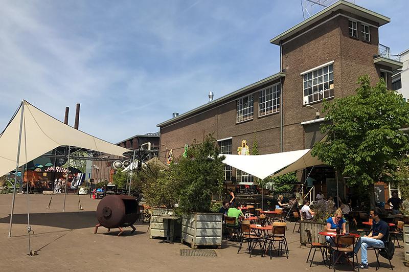 Welkom in Eindhoven - Strijp-S