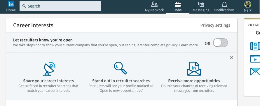 LinkedIn voor recruiters