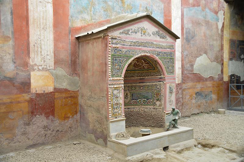 Bezoek aan Pompeï - 01