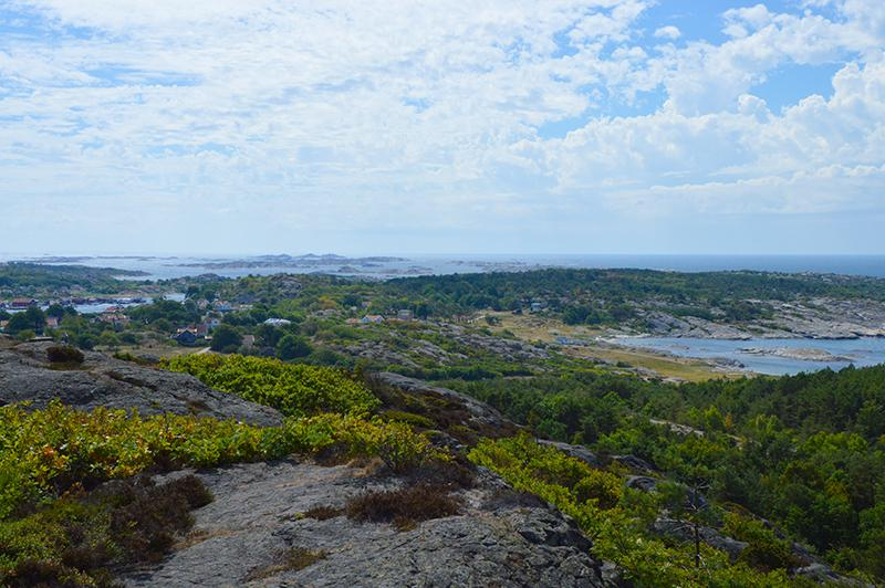 Kosterhavet national park north koster