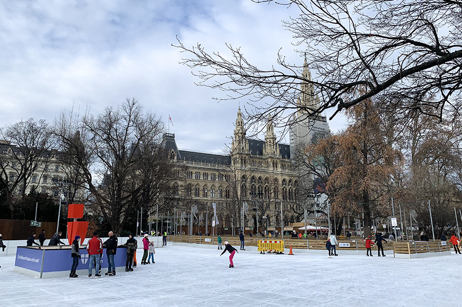 Wiener Eistraum - Wenen in de winter - sommarmorgon.com